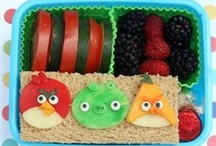 Bento box lunches / by Jessica Spencer