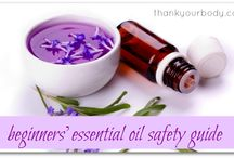Essential oils / by Heather Trahan