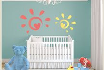 Nurseries / Color and design ideas for the new member of your family! / by BEHR Paint