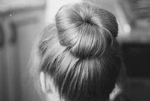 Peinados Tumblr Moños