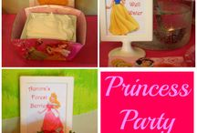 princess barbie party