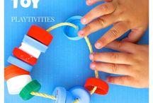 juguetes DIY didacticos