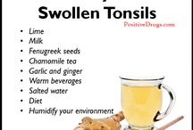 Remedy for Tonsillitis