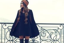 Cape Lovers / Enjoy my collection of gorgeous Capes