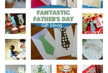 Fathers Day Gift Ideas & Recipes / by Angie Lee {Seven Clown Circus}