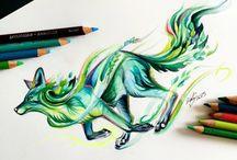 tableau fox