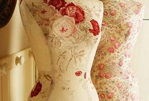 dress forms / by Leank