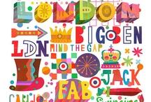 Typography, Calligraphy, Lettering & Signs ~ Tipografía, Caligrafía, Escritura, Letras & Signos / by Irene Niehorster