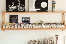 Studio / by Nathalie Pacheco