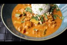 peanut curry