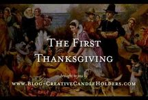 Thanksgiving / by Anita Paulson