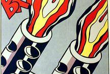 Roy Lichtenstein / Popart