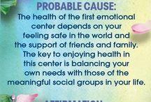 Emotional Health / by Joyce Weidt-Shasteen