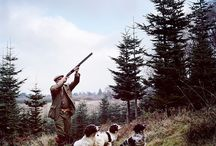 Guns, Feathers and Fur / Arguably mans worst creation, Meat for the table, and Mans best friend.