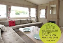 Holiday Home Show June 2015 / This board is dedicated to our Holiday Home Show June 2015!  Where in all the top holiday homes and lodges will be on display plus some models found nowhere else in the market.