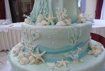 torte tema mare