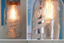 Mason Jars / by Teresa Majors