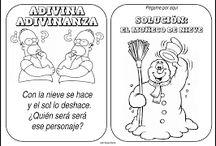 Adivinanzas (Invierno)