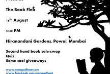 Book Swap / Book swapping, second hand book selling, community, women