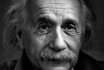 b&w man of science , politics, philosopher etc...