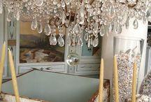 Chandeliers / Chandeliers   Interior Design / by harlow monroe boutique