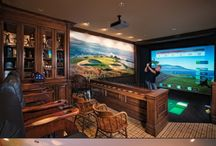 Drool Caves / Real mansions/mancaves