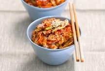 Koreanisch essen...