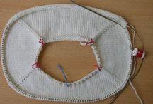 реглан вязание