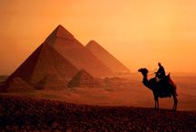 Places I'd Like to Go / Egypt