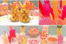 Summer Candy Buffet