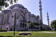 Tarihi Camiler / Historical Mosques