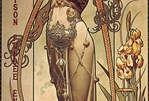 PAINTER: Alphonse Mucha