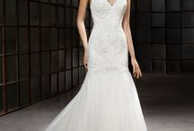 All in Lace Wedding Dresses