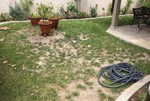Backyard Transformation with #ArtificialGrass