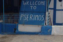 Greek Island Pserimos