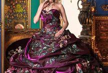 Stella de Libero. / Corset dresses