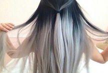 wakacyjne włosy