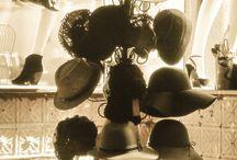 cappelli di mia madre. alta moda francese e italiana