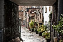 England / by Sandra Pecora