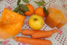 Le mie colazioni / Estratti o smoothie di ortaggi e frutta