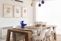 #Comedor / #DinningRoom / Comedores que inspiran! #Decoración  Dinning rooms that inspire! #decor