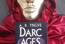 DARC AGES / Imagine a distant future where heroes and villains battle for the fate of mankind, and our time has become a myth...  Discover the adventure at http://darcages.com