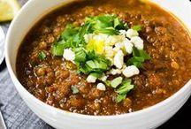 cucina zuppe