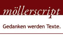 Möllerscript - Praxis für Schreibberatung