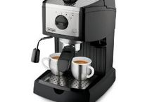 "Espresso Machines / ""Chocolate, men, coffee,"" someone once said, adding ""some things are better rich."" / by Chris Sullivan"
