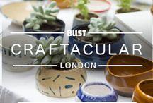 Bust Craftacular | Holiday London