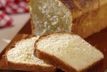 Receitas Máquina de Pão