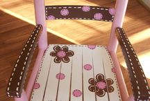 Chairs / by Barbara Waterbury