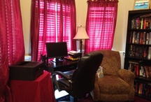 My office / Pictures of my writing space!  / by Liliana Hart