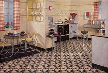 Retro Kitchen Ideas / by Michelle Laurens